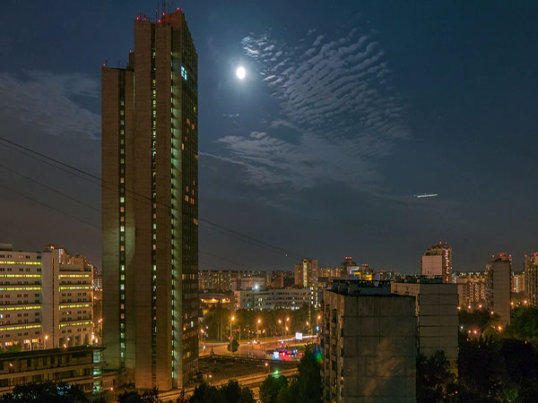 ASTRUS HOTEL MOSCOW 3*