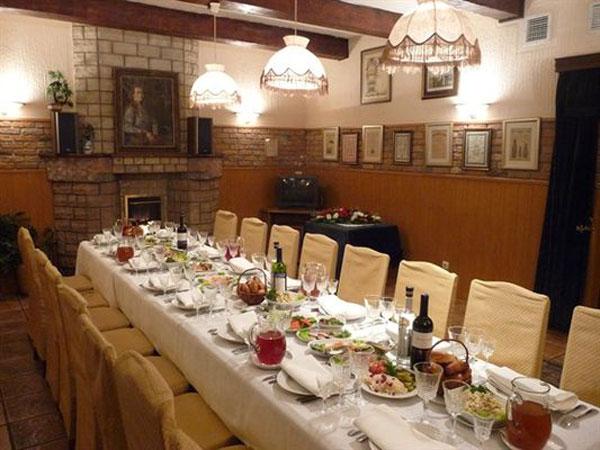 Nhà hàng Kupecheskaya