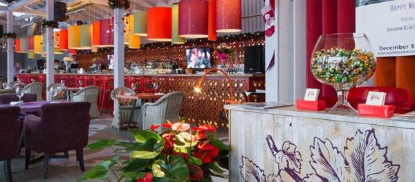 Nhà hàng Vinograd
