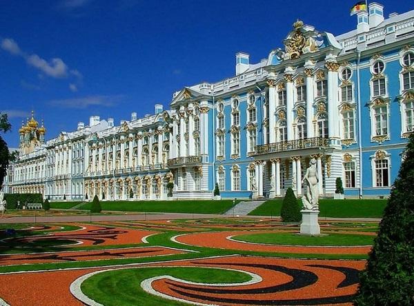Du lịch St.Petersburg nhất định phải đến cung điện Mùa đông