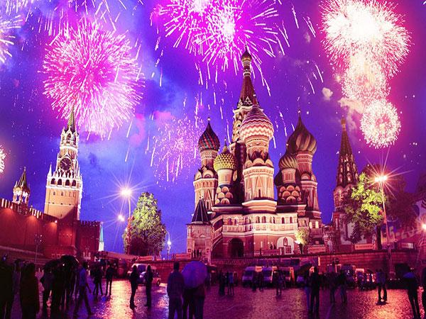 Du lịch Nga hòa mình vào các lễ hội đặc sắc