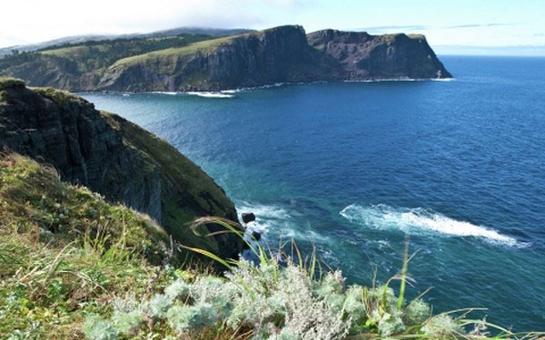 Khám phá vẻ đẹp quần đảo Kuril ở Nga