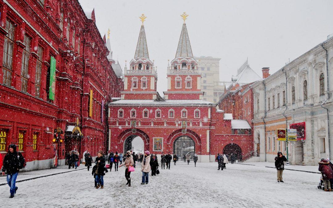 Thời tiết tháng 2 ở Nga có lạnh không?