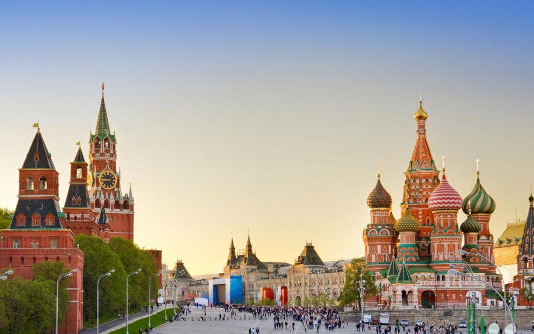 Giá tour đi Nga hết bao nhiêu tiền?
