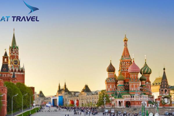 Cách tìm Tour du lịch Nga giá rẻ