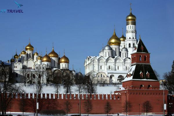 Thông tin hữu ích du lich Nga mùa nào đẹp