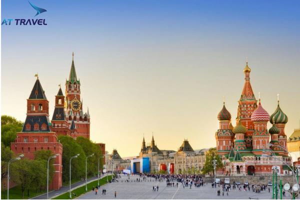 Du lịch nước Nga mùa nào đẹp nhất