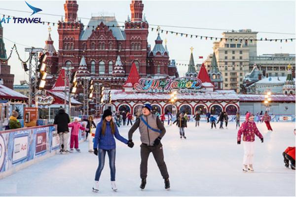 Chia sẻ kinh nghiệm đi du lịch Nga nên mặc gì