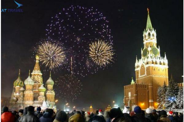 Du lịch nga 2019 tìm hiểu phong tục đón năm mới vô cùng độc đáo