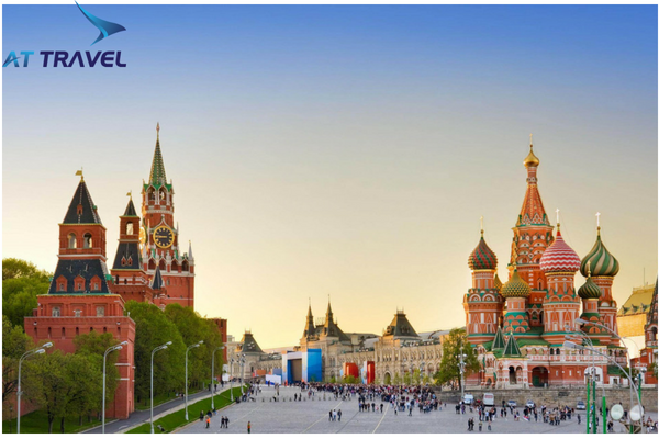 Du lịch nước Nga giá rẻ