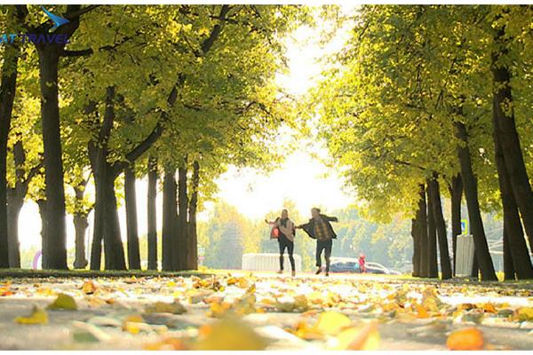 Chùm tour du lịch Nga tháng 11 làm nức lòng du khách