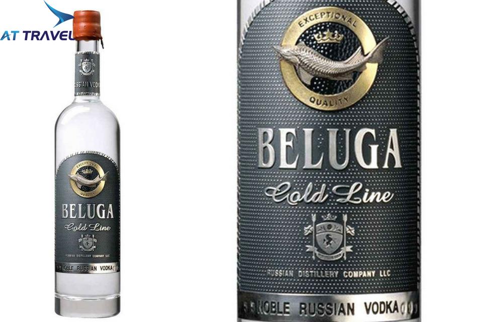 Những loại rượu Vodka nổi tiếng ở nước Nga