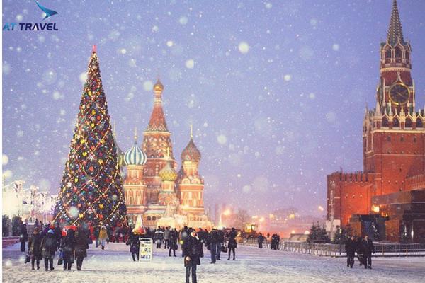 Du lịch Nga tháng 1 và những điều cần biết