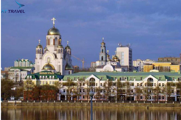 Tour du lịch Nga tháng 9 không thể bỏ qua