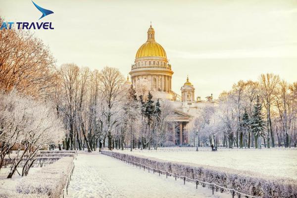 Du lịch Nga mùa nào đẹp nhất