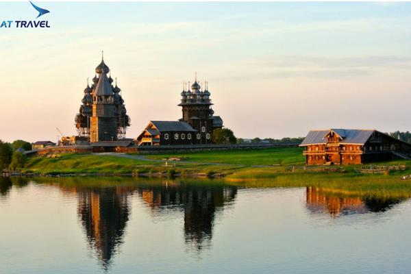 Tour du lịch nước Nga giá rẻ