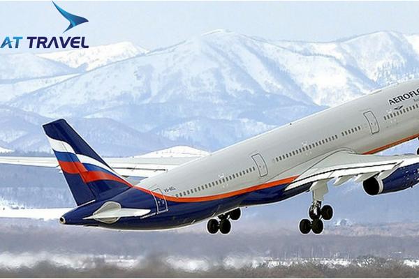 Vé máy bay du lịch Nga nên mua ở đâu?