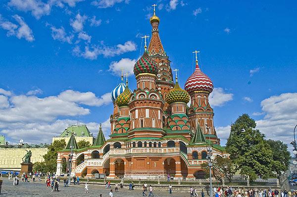 Đất nước Nga quốc gia thu hút khách du lịch nhất Châu Âu