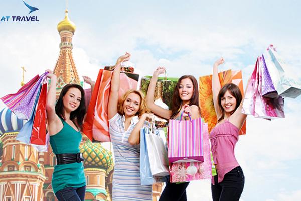 Du lịch Nga mua gì ý nghĩa nhất