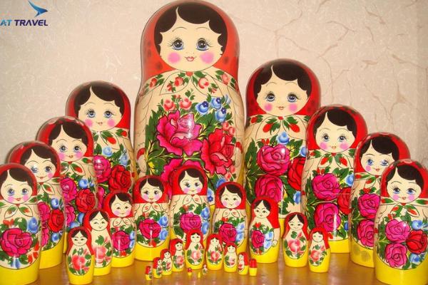 Gợi ý du lịch Nga nên mua gì cho độc đáo và đẹp