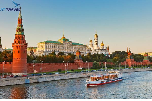 Thời tiết tháng 5 ở Nga là mùa nào?
