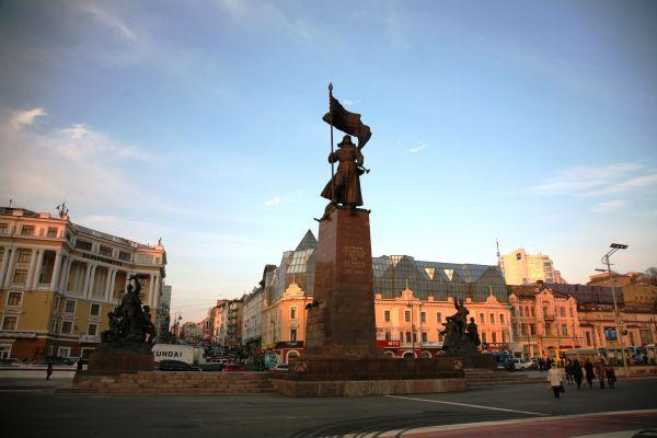 Mê đắm lòng người bởi thời tiết tháng 11 ở Nga
