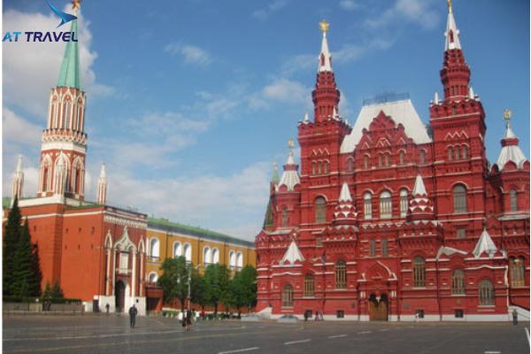 Du lịch Nga mùa đông – Những điều bạn cần biết