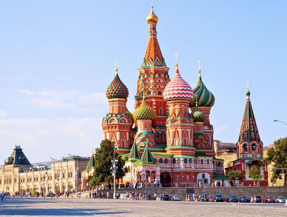 hướng dẫn đi du lịch Nga 1