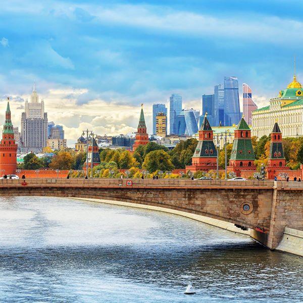 Những địa điểm du lịch nước Nga hấp dẫn