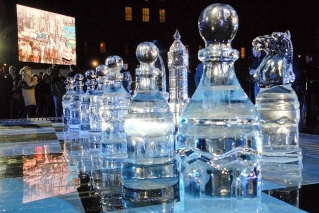 Lễ hội mùa đông Nga