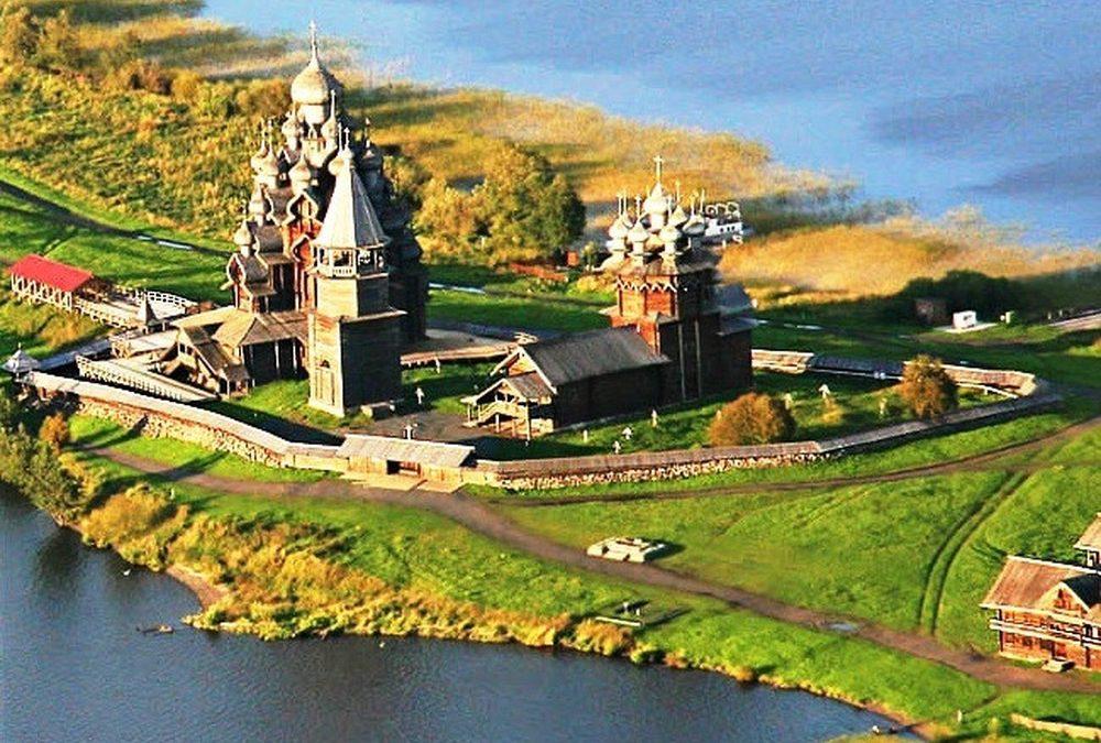 Du lịch Nga phải ghé thăm đảo Kizhi – hòn đảo thiên đường tại Nga