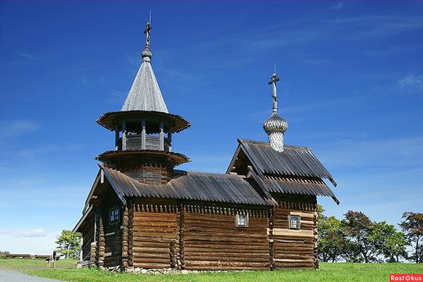 Nhà thờ nhỏ Mikhail Arkhangel