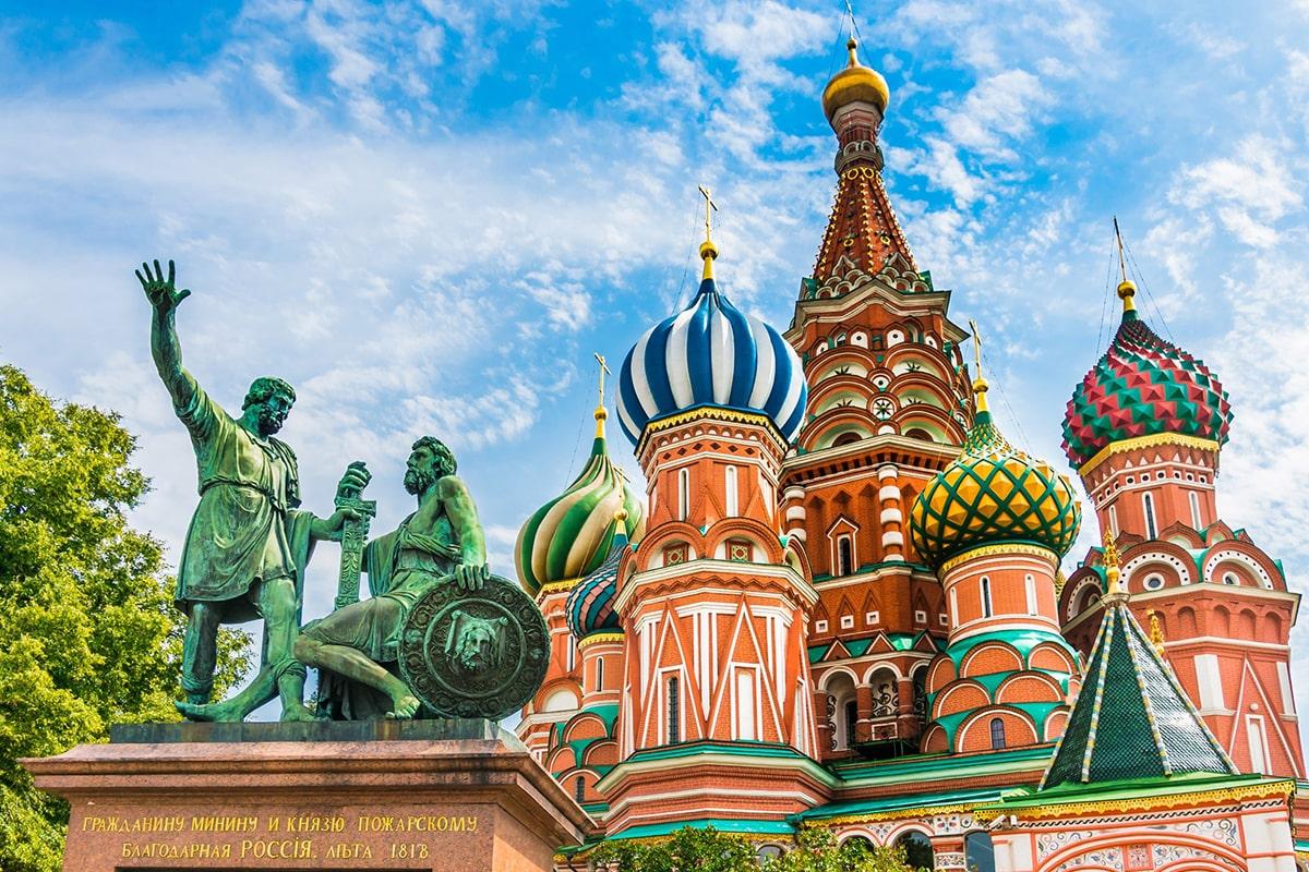 du lịch Nga mùa hè 1
