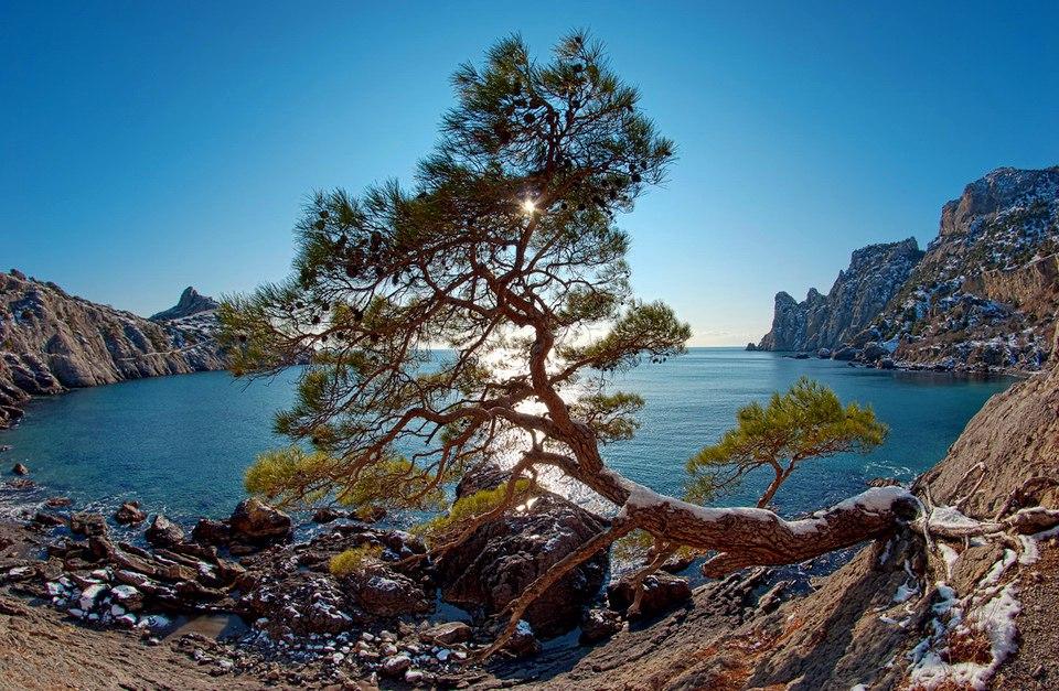 Du lịch Nga mùa xuân ngất ngây cảnh sắc tuyệt đẹp của Crimea