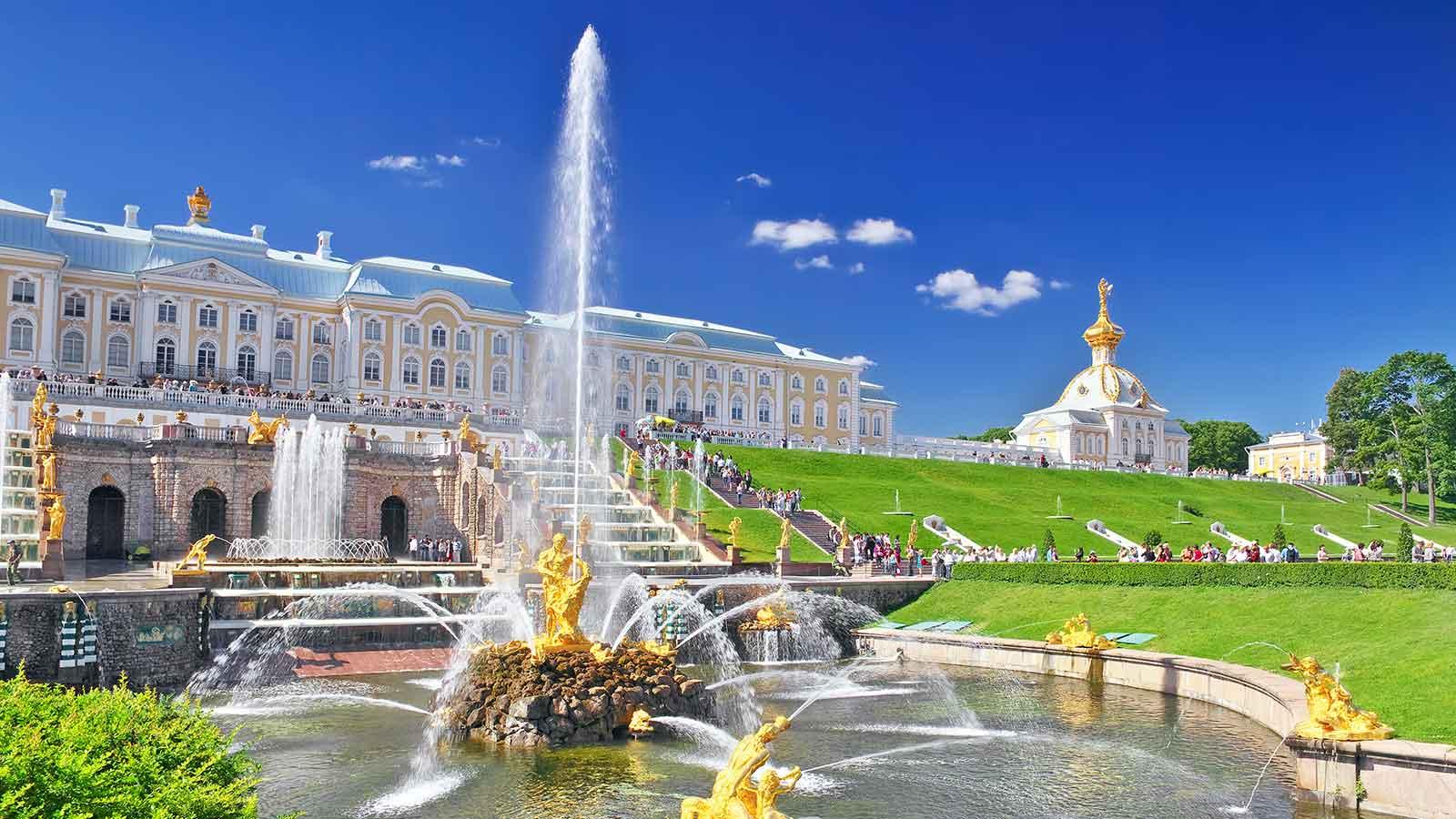du lịch Nga mùa hè 2
