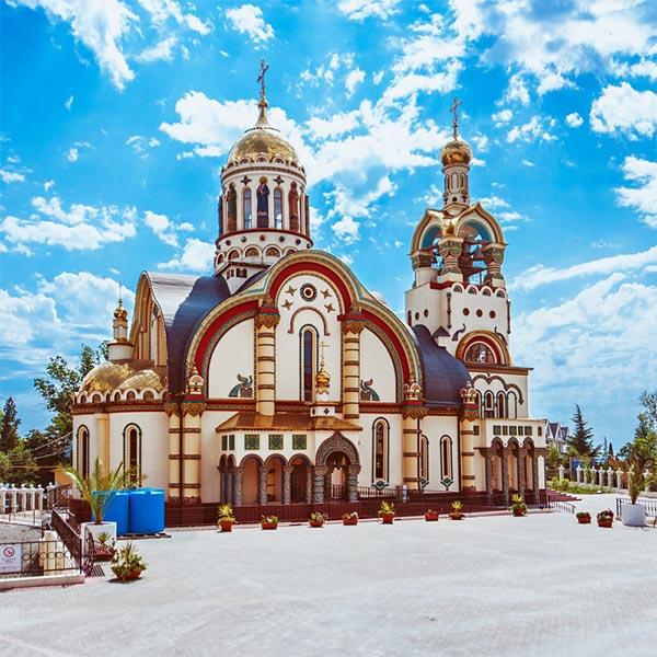 du lịch Nga tháng 6 6