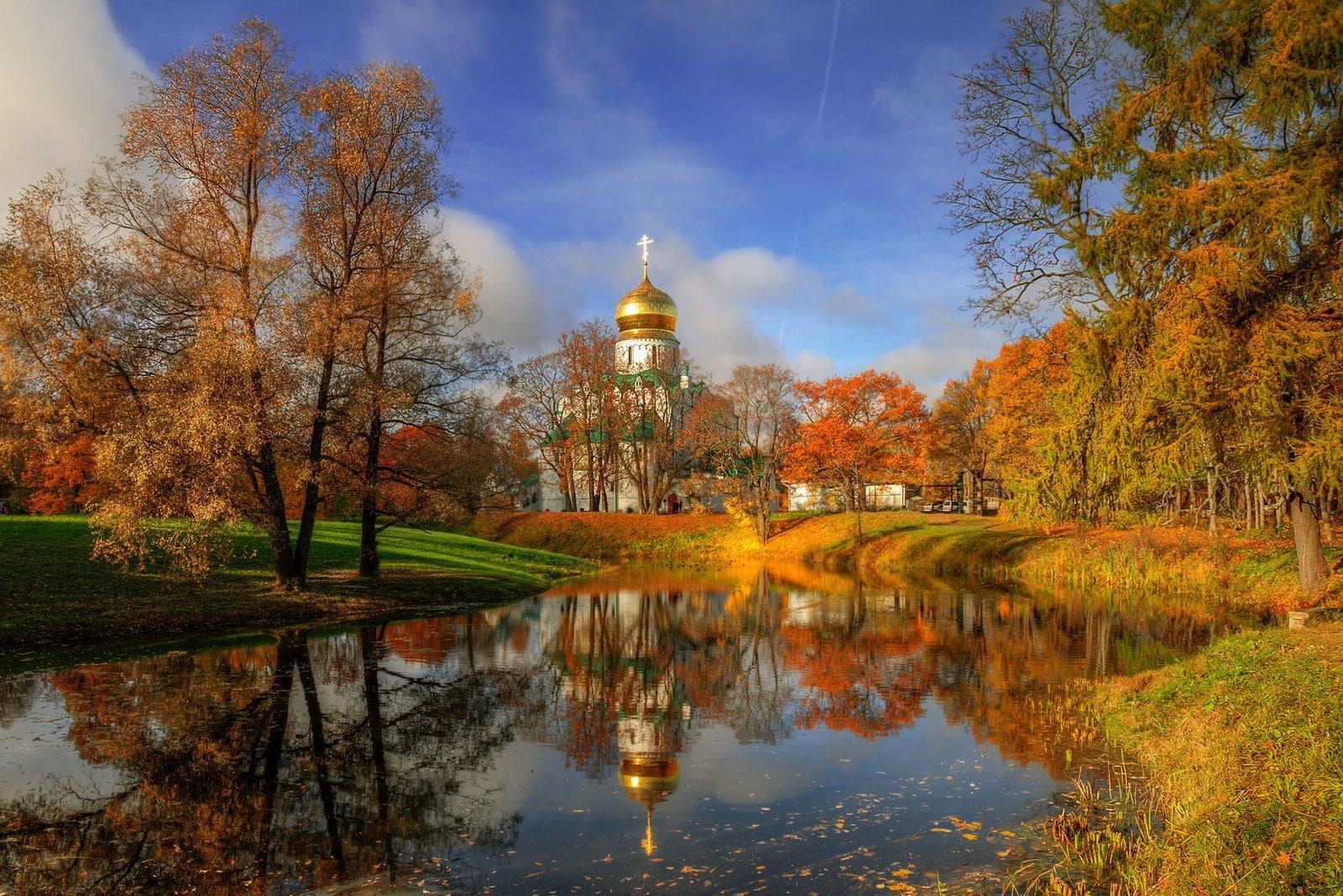 du lịch Nga mùa thu 2