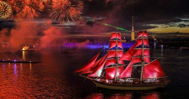lễ hội cánh buồm đỏ thắm 2