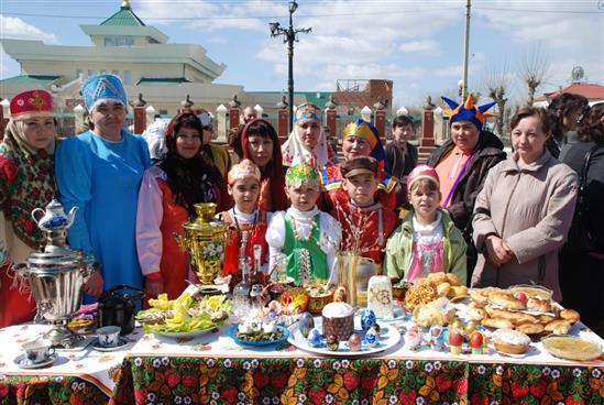du lịch Nga tháng 4 2