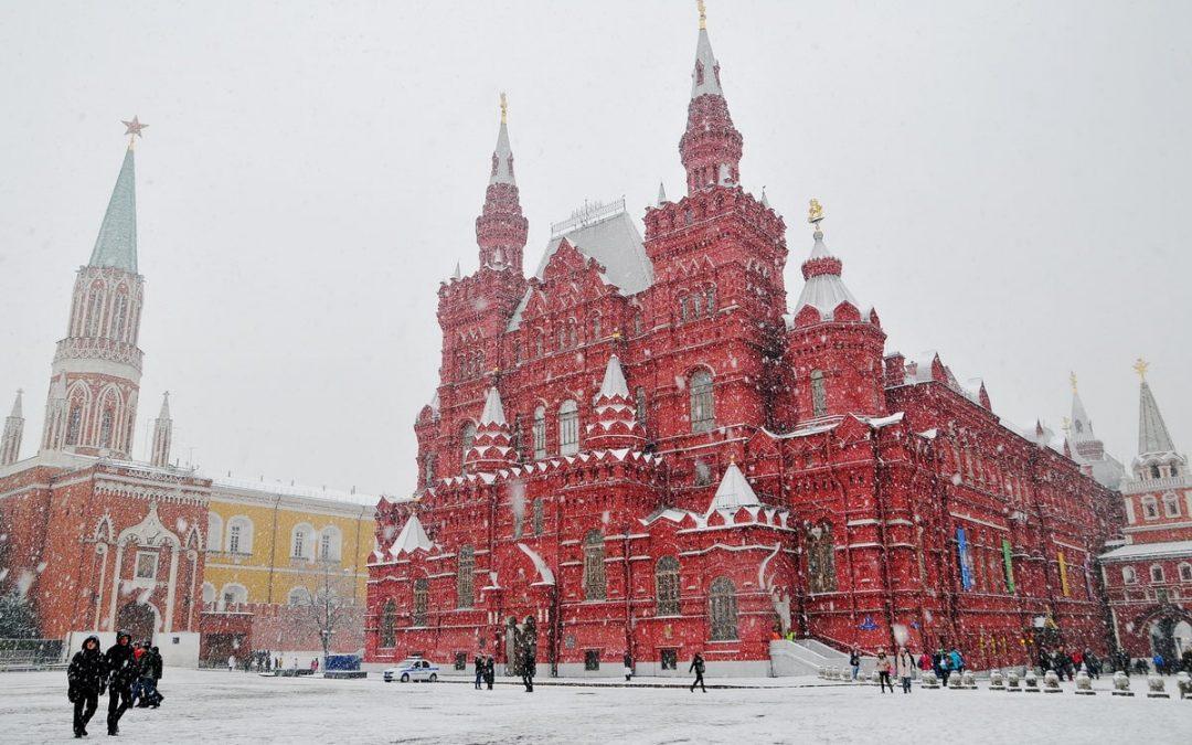 Tour du lịch Moscow mùa đông nên đi đâu?