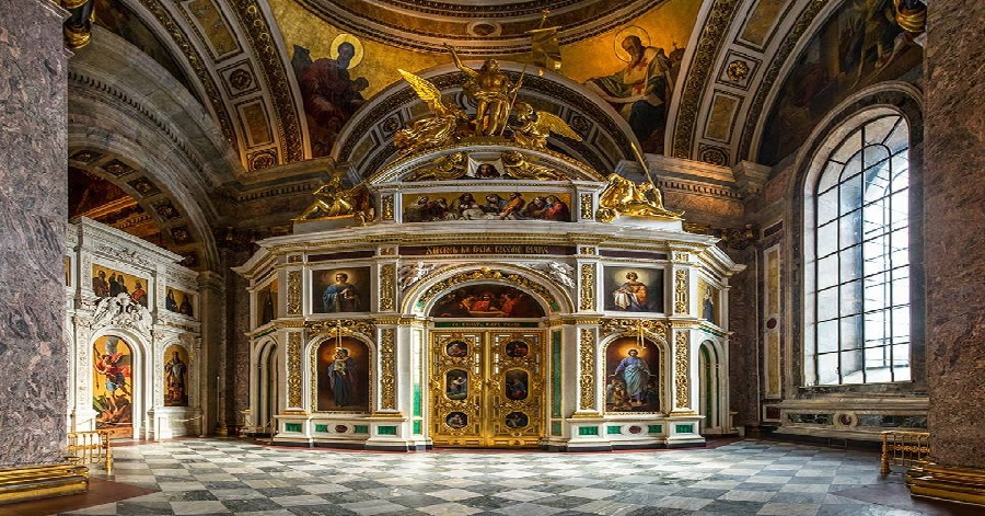 nhà thờ thánh Isaac 3