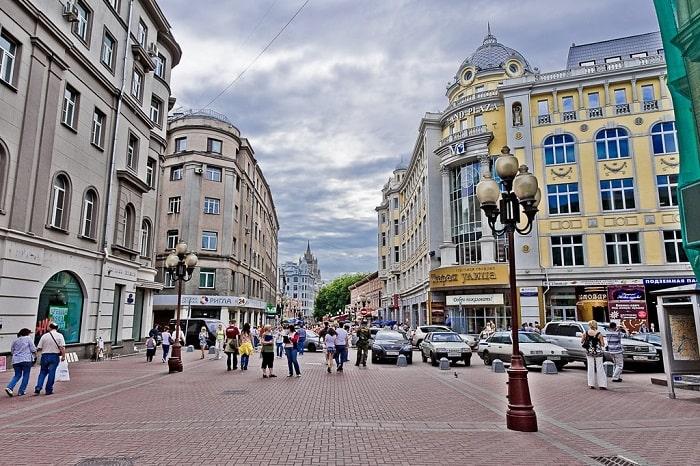 kinh nghiệm du lịch nước Nga  3