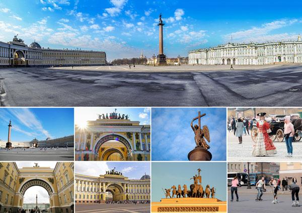 quảng trường Pushkin