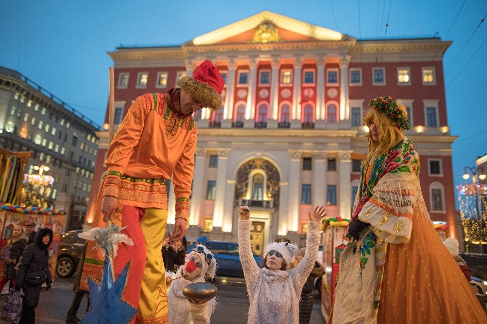 Khám phá lễ hội Maslenitsa độc đáo khi đi du lịch Nga mùa đông