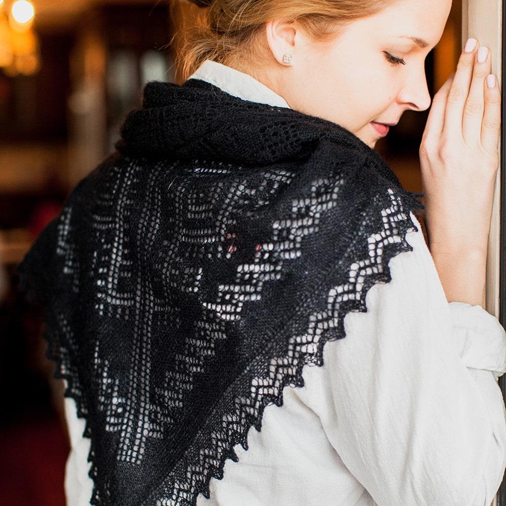 khăn orenburg 2