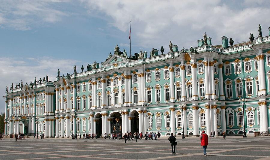 Bảo tàng Nghệ Thuật Ermitage