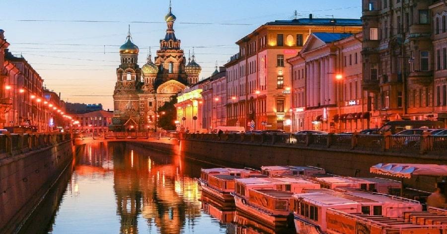 Kinh nghiệm du lịch Nga 1