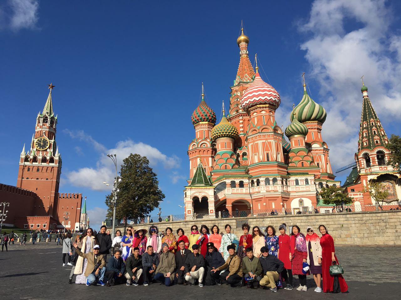 Khuyến mãi - Du lịch Nga 2