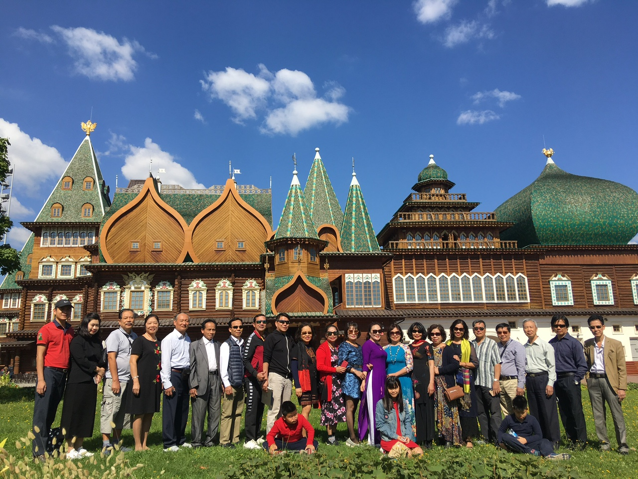 Khuyến mãi - Du lịch Nga 5
