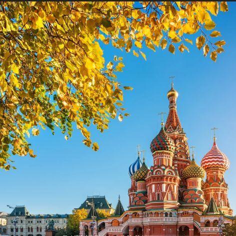 Khám phá điên Kremlin – Lâu đài cổ tích của Moscow